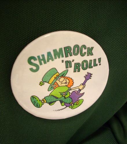 SHAMROCK ROLL 4277
