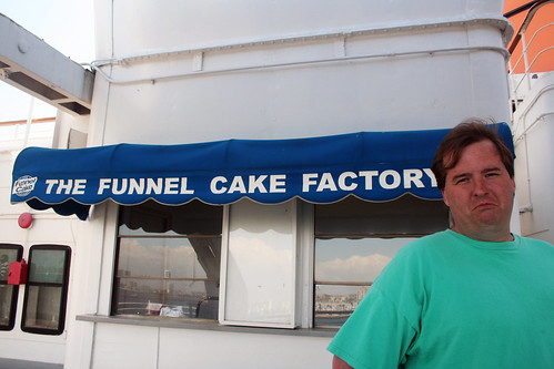 There Will Be No Funnel Cake