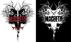 Macbeth logo by roujo, on Flickr