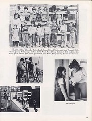 American School of Isfahan (Suzie T) Tags: school iran picture yearbook 1978 isfahan asi