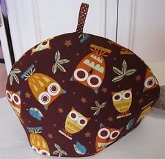 owl teacosy