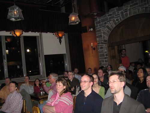 Rapt Audience