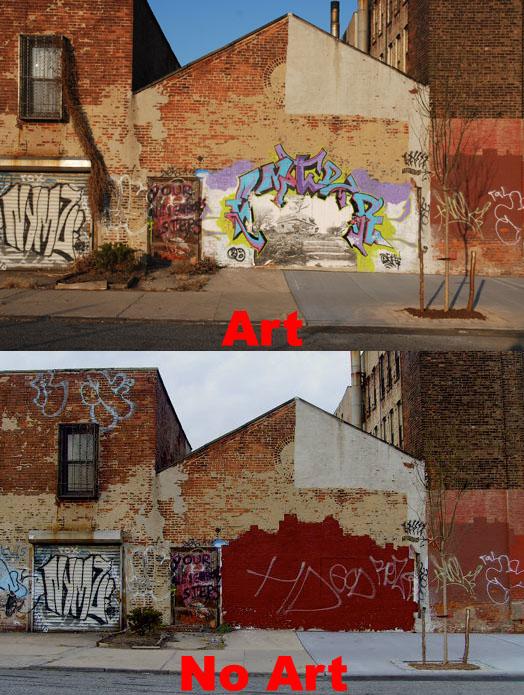 Art-No Art