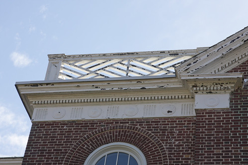 Jefferson School Roof Detail