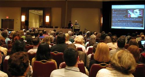 Crowded presentations