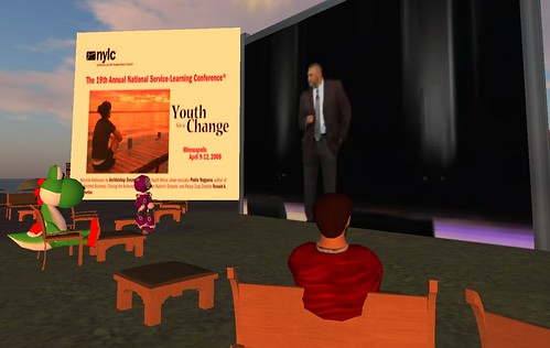 Service Learning Conference in Teen SL