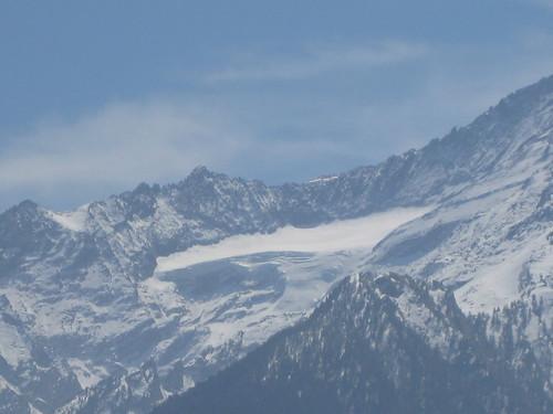 Ghiacciaio e Nevaio sommitale Monte Grivola