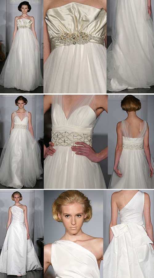 Spring wedding dresses welcome to spring trends 2011