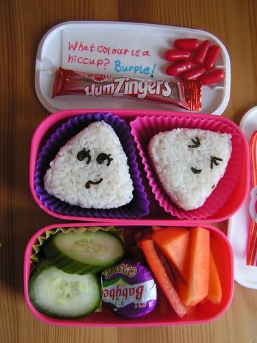 Sassy lunch 14/5/08