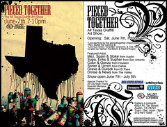 Pieced Together - All Texas Graffiti Art Show