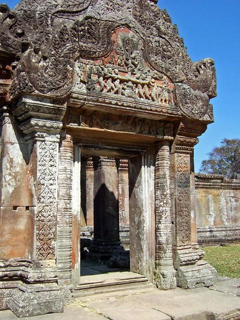 プレアヴィヒア寺院の画像 p1_25