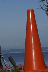 _DSC6983 (zabrina mystery) Tags: seattle sculpture orange art spring may urbanjungle 2008 zabrinamystery shadowlandgraphics
