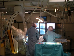 Operation Room - Erasmus MC - Rotterdam - Holland (Leo Roubos) Tags: holland netherlands rotterdam heart erasmus room centre nederland medical operation catheterisation