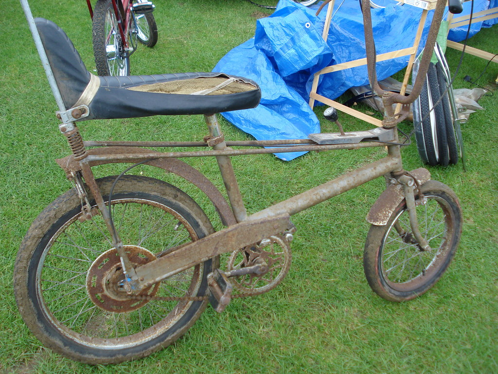 Anyone Got A New Raleigh Chopper Archive Doyouremember Co Uk Forums