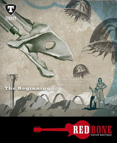 Redbone: The Beginning