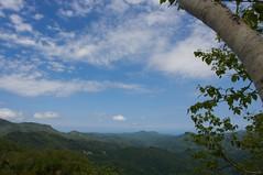 遥かな春香山