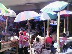 pintu masuk utara pasar rejowinangun magelang