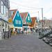 La calle del Puerto en Volendam