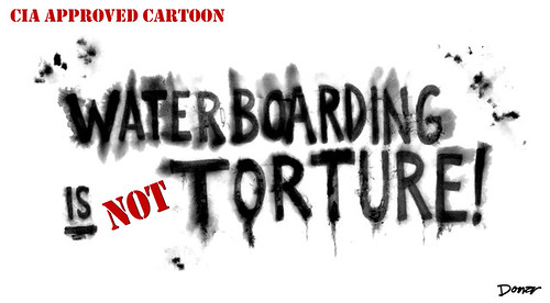cia tortures cartoon