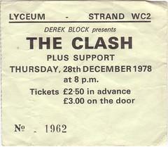 The Clash 78