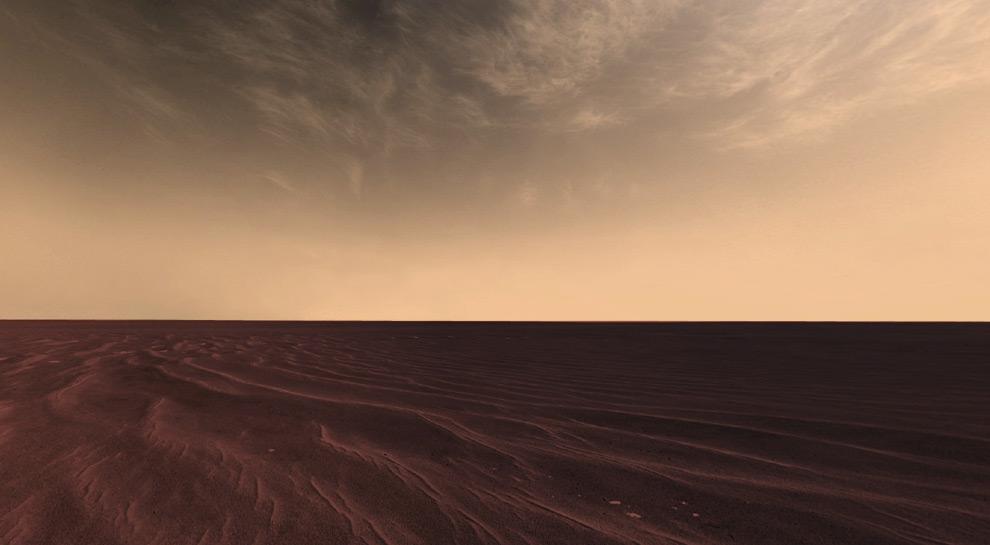 Martian Sky