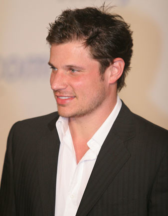 Actor/Model Nick Lachey
