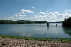 Wyandotte County Lake. (jen.rizzo) Tags: kansascity wyandottecountylake