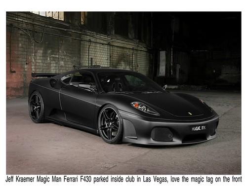 Jeff Kraemer Ferrari F430,