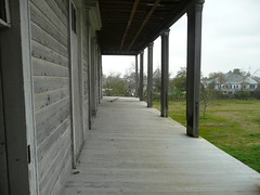 Porch (tmac02892) Tags: old house louisiana neworleans plantation lebeau