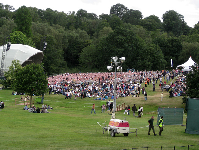 Kenwood House Picnic Concert
