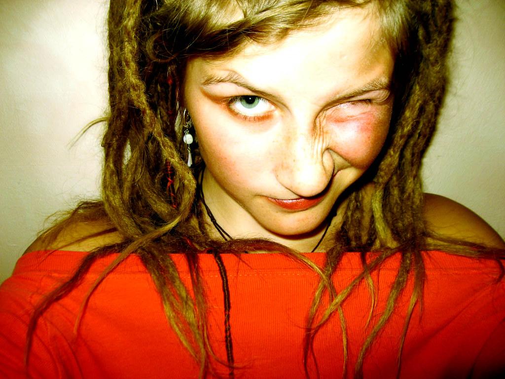 One - Eye- Make up