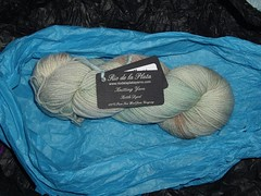 Ohhh... Merino sock yarn!