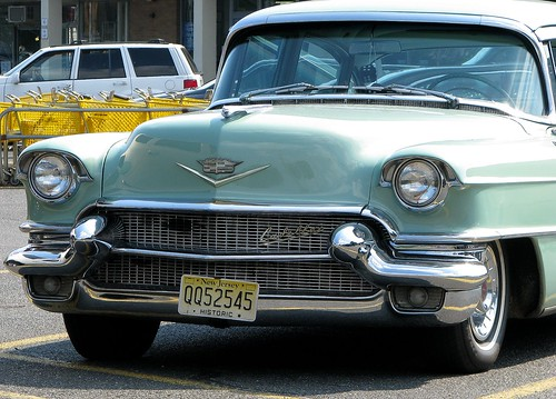 50's Cadillac front end