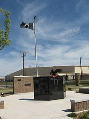 Exploring Oklahoma History: Tinker Air Force Base POW/MIA Memorial