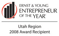 Ernst & Young Entrepreneur Award