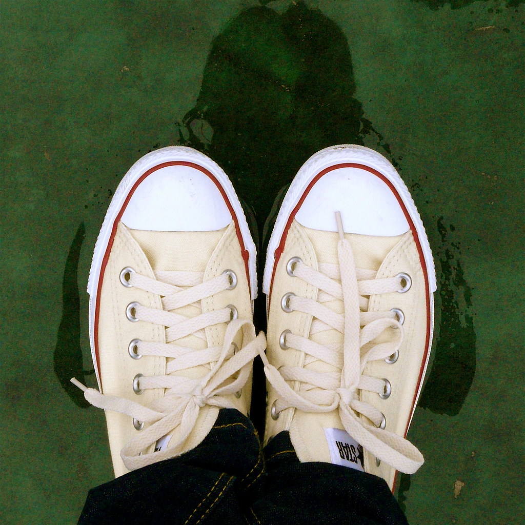 semi new converse