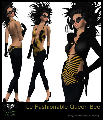 [MG fashion] Le Fashionable Queen Bee