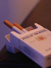 (*~M16_Qtr~*) Tags: smoking m16 cigarets   m16qtr