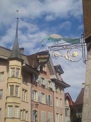 Biel/Bienne (Switzerland, svire) (mert's) Tags: trip schweiz switzerland see boat nikon suisse lac nikkor biel gl isvire bienne nikond60