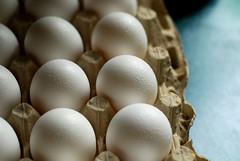 Sweaty eggs.