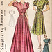 simplicity dress 3125
