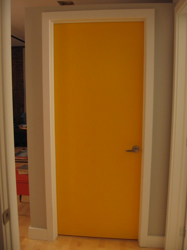 Yellow door project