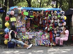 Do you also sell Lucha Libre masques?