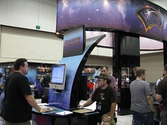 Wizards booth