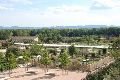 Jardin Romain de Caumont