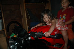 DSC_0619 (phlipmode) Tags: bike monster kids children nikon child d70 nikond70 motorbike motorcycle dslr ducati jaime jayme duc 695 d70nikon kevinsfamily m695