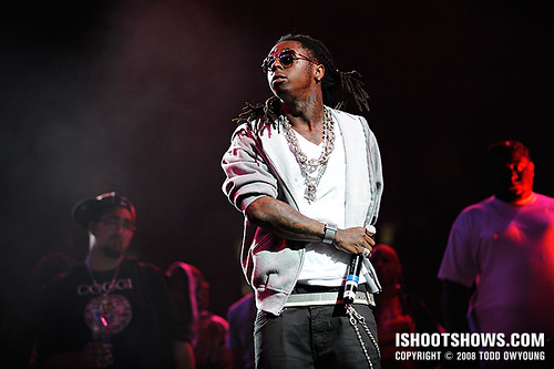 Lil Wayne @ the Chaifetz Arena -- 2008.080.30