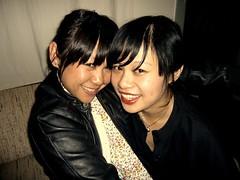 danith & danette (leaaaah) Tags: houseparty newtown danae danette danith tootoooh
