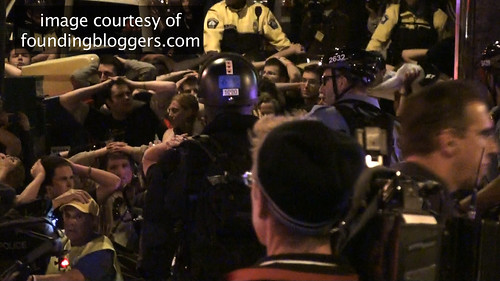 MASS ARREST IN MINNEAPOLIS (PHOTOS + VIDEO)