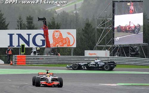 [運動] 2008年F1比利時站:這就是F1的本質 (8)
